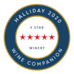 Halliday 2020 5 star Winery